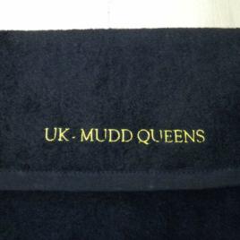 UKMQ Gym Towel